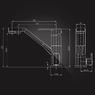 Смеситель Elghansa MONDSCHEIN 56B2235 для кухни (для фильтра), хром