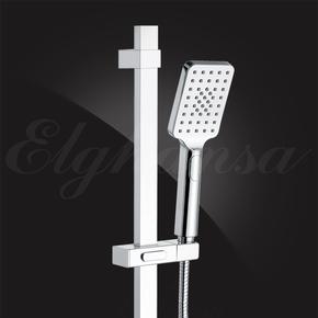 Лейка душевая Elghansa HAND SHOWER PK-017-Chrome 80х110 мм Chrome, хром