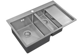 Кухонная мойка Zorg R 5178-2-L