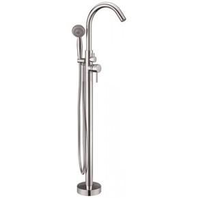 Смеситель для ванны напольный KAISER Merkur 26182 Сhrome