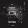 Донный клапан Elghansa WASTE SYSTEMS WBT-221 для раковины с переливом, хром