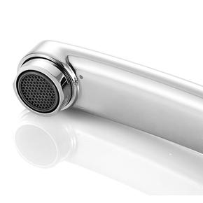 Смеситель для ванны Milardo Ukon с длинным изливом UKOSBLCM10