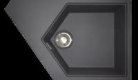 Кухонная мойка Kit Kraken River темно-серый