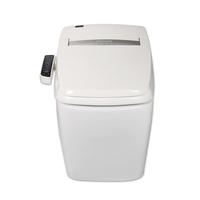 Электронный унитаз SensPa Tankless TCB-8600G