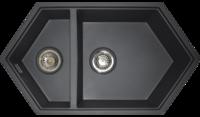 Кухонная мойка Kit Kraken Creek темно-серый