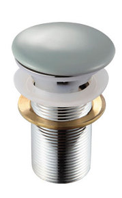 Донный клапан B10 Melana (серый)