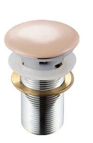 Донный клапан Melana B16 (кремовый)