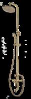 Душевая система BronzeDeLuxe 10120 со стационарной лейкой