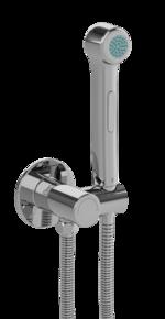 Гигиенический набор Bennberg в комплекте с краном H 1006 SET Хром