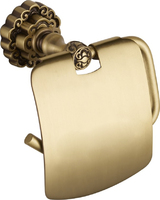 Держатель туалетной бумаги BronzeDeLuxe K25003