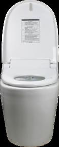 Электронный унитаз SensPa Tankless TCB-8100B