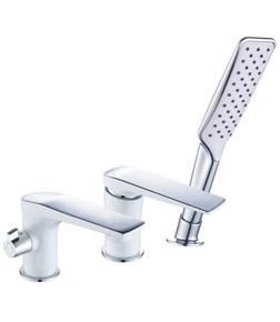 Смеситель для ванны Lemark Allegro LM5945CW