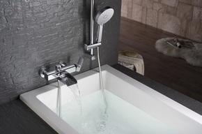 Смеситель для ванны Timo Lumi 4214/00Y Хром