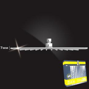 Верхний душ MQ-730 Elghansa нержавеющая сталь,квадратный 300x300x7мм