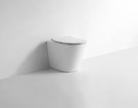 Керамический напольный приставной унитаз CeramaLux NS 3178