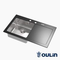 Мойка Oulin OL-BL104
