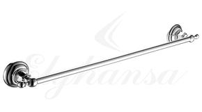 Держатель полотенца 60 см Elghansa PRAKTIC PRK-216, хром