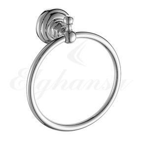 Кольцо для полотенца Elghansa PRAKTIC PRK-875, хром