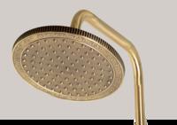 Лейка для верхнего душа BronzeDeLuxe 1913 Круг