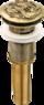 Донный клапан BronzeDeLuxe дракон 21984