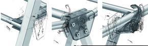 Полуавтоматическая сушилка для белья SensPa Веллекс СРL-0 напольная