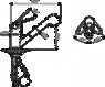 Смеситель для кухни с выдвижной лейкой Omoikiri TAKAYAMA-S