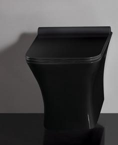 Керамический подвесной унитаз CeramaLux TR2024-18