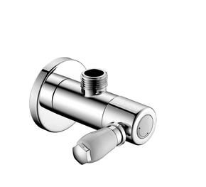 Кран угловой Elghansa UNIT VK-0126 запорный клапан, хром